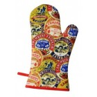 DRH Collection Classic Camembert Gauntlet Oven Glove