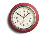 Zeal Splash of Colour Wall Clock