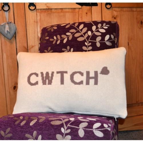 Cwtch Welsh Cushion