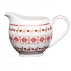 Merry Little Christmas Porcelain 330ml Jug