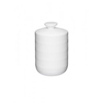 Calico Ceramic Medium Storage Jar