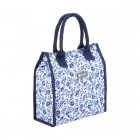 Coolmovers Blue Flower Lunch / Snack Cool Bag