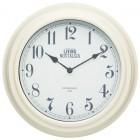 Living Nostalgia Wall Clock - Antique Cream