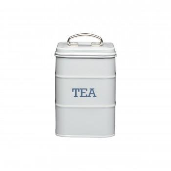 Living Nostalgia Tea Tin - French Grey