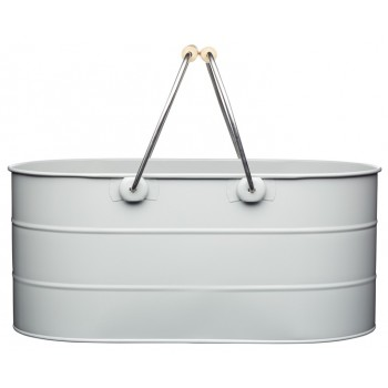 Living Nostalgia Trug - French Grey