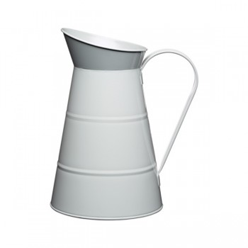 Living Nostalgia 2.3L Water Jug - French Grey