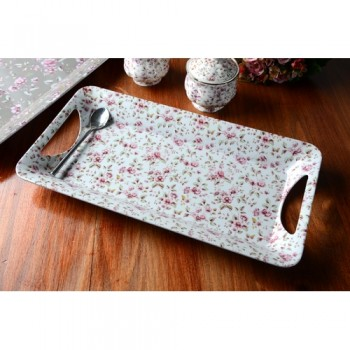 Katie Alice Ditsy Floral Small Handled Tray