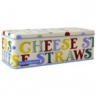 Emma Bridgewater Polka Dot Text Cracker Tin