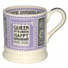 Emma Bridgewater Coronation 1/2 Pint Mug Litho
