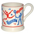 Emma Bridgewater Sporting London Sponged 1/2 Pint Mug
