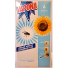 Vapona Window Stickers - Sunflowers