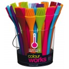 Colourworks Flexible Silicone Angled 26cm Pastry Brush