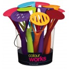 Colourworks Nylon Headed 25cm Masher