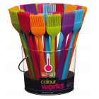 Colourworks Silicone Mini Pastry Brush