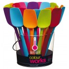 Colourworks Silicone Mini Spoon Spatula