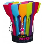 Colourworks Flexible Silicone Large 28cm Spatula