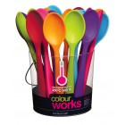 Colourworks Flexible Silicone 27cm Spoon