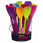 Colourworks Flexible Silicone 28cm Spoon Spatula