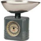 Typhoon Vintage Kitchen Scales - Graphite Grey