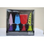 Taylors Eye Witness 4 Piece Cheese Knife Set