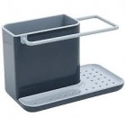 Joseph Joseph Caddy Sink Tidy  - Grey