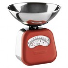 Typhoon Novo Mechanical Scales - Red