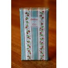 Cath Kidston Tea Rose Stripe Blue Pocket Tissues