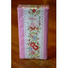 Cath Kidston Lace Stripe Rose Pocket Tissues
