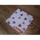 Emma Bridgewater Pink Hearts Cocktail Napkins