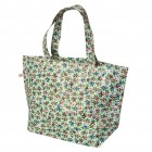 Rambling Rose Large Recycled Shopping Bag