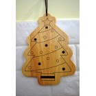 T&G Christmas Tree Board