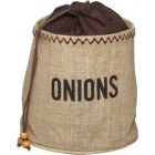 Java Collection Onion Jute Sack