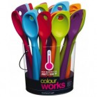 Kitchen Craft Silicone 28cm Mixing Spoon