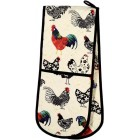 Ulster Weavers Double Oven Glove -  Rooster