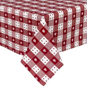 Fabric Tablecloths