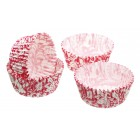 Sweetly Does It Pack of 60 Pink Floral Cupcake Cases