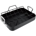 Stellar 6000 Hard Anodised Roasting Pan and Rack