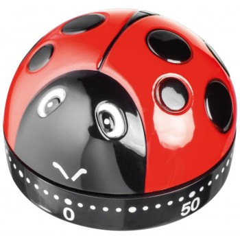 Judge Ladybird Wind-Up Timer