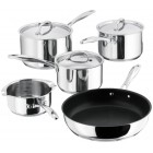 Stellar 7000 5pc Boxed Saucepan Set