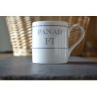 Panad Fi Fine Bone China Mug