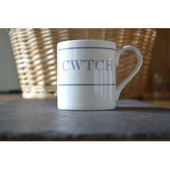 Cwtch Fine Bone China Mug