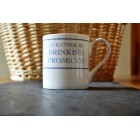 I'd Rather Be Drinking Prosecco Fine Bone China Mug
