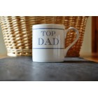 Top Dad Fine Bone China Mug