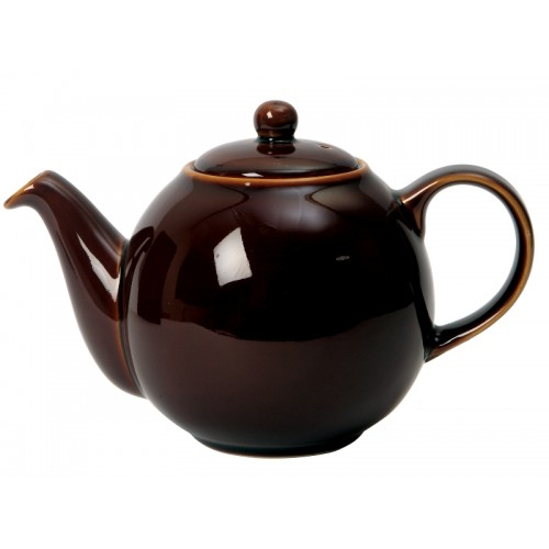how to clean deposits out of ceramic brown betty teapot