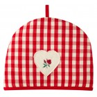 Ulster Weavers Gingham Red Tea Cosy