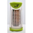 Zeal Grate & Shake Parmesan Grater & Dispenser  - Lime