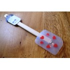 Zeal Heart Pattern Silicone Spatula