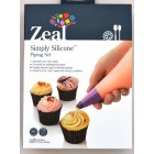 Zeal Simply Silicone Piping Set