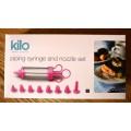 Kilo Piping Syringe & Nozzle Set