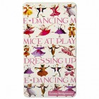 Emma Bridgewater Dancing Mice Pencils in a Tin